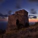Rienzo Tower at dusk (EXPLORED)