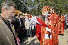 073. Patron Saints Day at the Cathedral of Svyatogorsk / Престольный праздник в соборе Святогорска