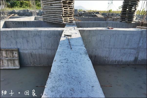 地樑拆板模和回填 3