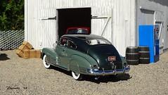 1948 Chevrolet Fleetline 2dr AeroSedan (JCarnutz) Tags: 1948 chevrolet fleetline diecast 124scale danburymint aerosedan