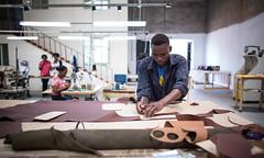 2015_09_24_Luxury_Leather_Africa_JPEG_RESIZED_0010 (makeitkenya) Tags: original leather fashion design community employment kenya designer handmade craft social skills goods made impact products luxury edmond in lulea chesneau afroca