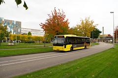 Qbuzz 4505 (U-OV) - Utrecht (rvdbreevaart) Tags: utrecht ambassador uov vdlberkhof heidelberglaan umcutrecht qbuzz