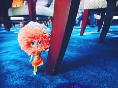 Hello there, little one 😊☀️💛   #love #yarnhead #customblythe #blythe #doll #カスタムブライス #ブライス #人形