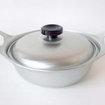 アルミ製鍋の写真
