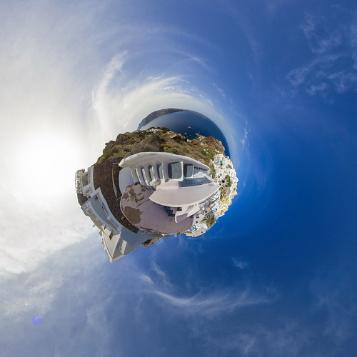 Oia Little Planet 4