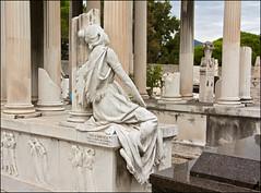 (#2.857) Nizza (unicorn 81) Tags: friedhof france geotagged nice frankreich cotedazur skulptur nizza frenchriviera ctedazur jdischer nicectedazur schlosshgel