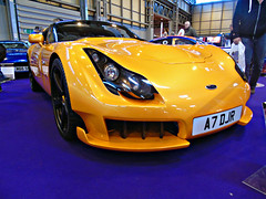 TVR Tuscanaris (Harry3099) Tags: show new old 6 classic cars sports car wheel sport speed vintage slow ride wheels engine fast indoor super rides motor six supercar tyres tyre exhaust sportscar tvr nec sportscars exhausts supercars tuscan sagaris tuscanaris