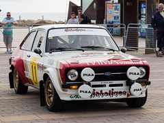 Ford Escort RS1800 (Diabolique). Group 4. (Luis Prez Contreras) Tags: espaa costa ford de spain 4 rally group olympus wrc classics catalunya 51 asphalt fia escort omd salou daurada em1 2015 m43 ss17 diabolique racc rs1800