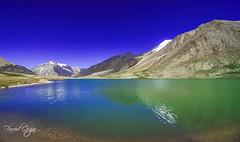 Shimshal Pass | Pamir Lake (Fareed Gujjar - Next Mount Everest April 14) Tags: autumn pakistan lake beautiful scenery north hunza farid pamir fareed ghizer skardu phandar gupis mashabrum shimshalpass faridgujjar fareedgujjar mangliksar northeran