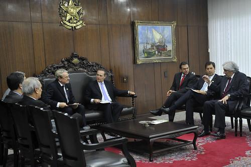 Presidência do Senado - Frente Nacional de Prefeito (FNP)