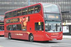 National Express West Midlands 4799 BU09JZT (Will Swain) Tags: city uk travel november england west bus buses birmingham britain centre transport vehicles national vehicle express 11th midland midlands nx 2015 4799 nxwm bu09jzt