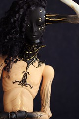 Altijd (MisMantis) Tags: ball eyes doll bjd kane chateau jointed kameko nefer trypophobia