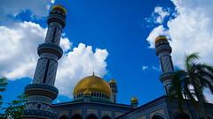 Masjid Jame' 'Asr Hassanil Bolkiah (muhammadnizam.omar) Tags: mosque brunei masjid asr jame bolkiah hassanil
