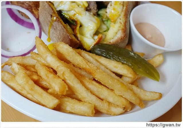 台中美食,精明商圈,P+ House,popover,巷弄美食,早午餐推薦,戰斧豬排,鳥巢蛋,複合式料理,下午茶甜點-32-225-1