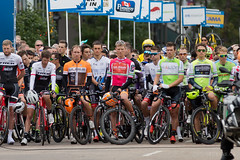 Stage 5 Start at the 2016 Tour of Alberta