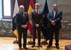 Fernando Clavijo recibe al embajador de Pakistán en España (Presidencia del Gobierno. Gobierno de Canarias) Tags: canarias gobierno pakistán embajador clavijo