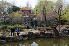 Daishi Park Pond (Toni Kaarttinen) Tags: japan  japonia    jap japonsko jaapan  japani japon xapn    japn jepang an tseapin giappone  japna japonija  japo  japonska japn hapon  japonya nht bn japanese kawasaki spring daishi park daishipark pond temple