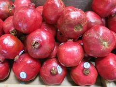 Tuesday Colours - Pomegranates #3127 (Pushapoze (MASA)) Tags: pomegranates grenadines melograno rodie red rosso rouge rosu