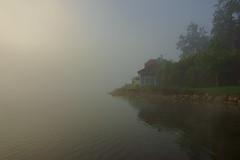 Lac d'Ailette (J N Photography) Tags: jeremynuyten lacdailette lac lake ailette picardie france water paysage landscape fog brume brouillard poselongue longexposure cloud centerparc sonyalpha77 aine