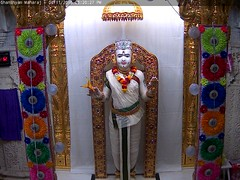 Ghanshyam Maharaj Shayan Darshan on Fri 04 Nov 2016 (bhujmandir) Tags: ghanshyam maharaj swaminarayan dev hari bhagvan bhagwan bhuj mandir temple daily darshan swami narayan shayan
