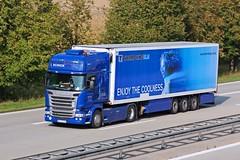 Scania R-450   Schick (karl.goessmann) Tags: scania r450 schick transporte fssen a3 trucks