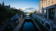 The Rideau (anthony_wan) Tags: rideau canal locks ottawa ottawariver parliament fairmont stream river ontario canada lockstation wellingtonstreet nikon d5200 tokinaaf1120mmf28 autumn