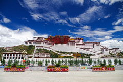Potala palace (kangxi504) Tags: lhasa tibet china potalapalace
