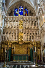Southwark Cathedral (keithhull) Tags: southwarkcathedral southwark historic interior london england explore