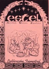 Sociedad_Tolkien_Espanola_Revista_Estel_13_portada (Sociedad Tolkien Espaola (STE)) Tags: ste estel revista tolkien esdla lotr
