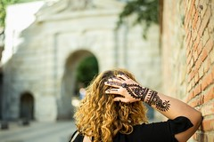 La entrada.Granada (deso rg) Tags: granada spain espaa tatuaje arabe albaicn tatoo