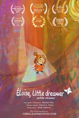 Eloïse, Little Dreamer OWTFF 2016 Best Animation Nominees