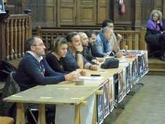LA TRIBUNE (marsupilami92) Tags: frankreich france goodyear syndicat cgt solidaires soutien manifestation justice appel boursedutravail ledefrance 75 paris 10emearrondissement