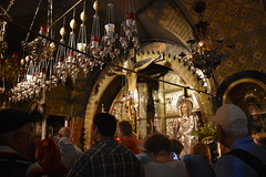 The Calvary, Church of the Holy Sepulchre, Old City of Jerusalem (R-Gasman) Tags: travel thecalvary churchoftheholysepulchre christianquarter oldcityofjerusalem israel