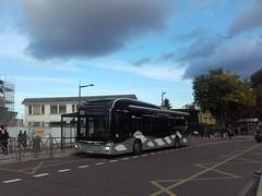 Transdev TRA Man Lion's City hybride DV-531-YK (93) n47034 (couvrat.sylvain) Tags: bus autobus transport rapide transdev tra man lions city hybride automobile aulnay sous bois villepinte