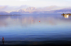 loch lomond and trossachs national park. (Duncan the road rebel) Tags: landscapesofscotland lochlomond loch lomond lochlomondnationalpark scottishlandscape scotland scotlandslandscape scottish boat water landscape snow snowcappedmountain trossachsnationalpark trossachs
