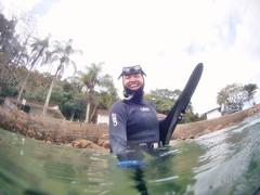 GOPR5888 (ambrogi_taubate) Tags: naturezaselvagem marinha mergulhando ubatuba sp brasil naturezamarinha fantstica apneia 10m setembro primavera 2016