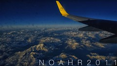 Mont Blanc from the sky (Noah Rusbridge) Tags: mountain mont blanc planes air clouds sky alpes