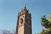 Cabot Tower (Walt Jabsco) Tags: cabottower brandonhill bristol pentaxk1000 pentax kodak kodakcolourplus ishootfilm 1890s