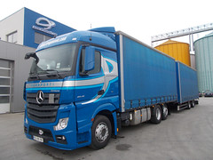 MB Actros 2546 (Vehicle Tim) Tags: mercedes mb actros lkw truck fahrzeug pritsche
