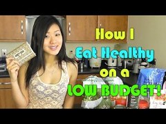 How I Eat Healthy on a Low Budget! (Cheap & Clean) (Healthy Fun Fitness) Tags: how i eat healthy low budget cheap clean