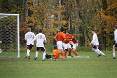 IMG_3804eFB (Kiwibrit - *Michelle*) Tags: soccer varsity boys high school game team monmouth mustangs nya north yarmouth academy maine 102916