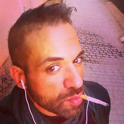 Lots of People won't #like this #selfie cause it doesn't #show #politicalcorrectness . I say #idontcare,it's an #Hommage to #jeangabin and The #filmnoir .#likeforlike #french #Moroccan #morocco #marrakesh #Moroccan #frenchmovie #cigarette #letsgo #2016 #r