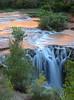 Havasu Creek (photo61guy) Tags: arizona az dazzlingshots havasucreek havasucanyon havasu havasupai waterfalls waterpools waterflow reflections reflection waterreflections turquoise flow nature landscape longexposure nikond7000