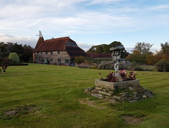 Oast house (jeroenf) Tags: england unitedkingdom oasthouse kent golford