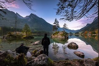 Photohotspot Hintersee
