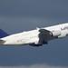 Lufthansa Airbus A-380 D-AIMH departs SFO DSC_0902
