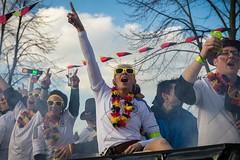 Party Waggon (michavoelkel) Tags: carnival party fun parade karneval germany krefeld world champion soccer