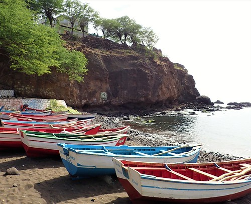 Cidade Velha, Santiago, Cabo Verde