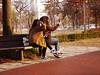 Snap... (HARU1231) Tags: streetphoto snapshot candid color city urban girl korea panasonicgf1