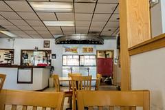 Sonic Interior... (Nicholas Eckhart) Tags: america us usa 2016 retail stores sonic drivein dinein former reuse rax roastbeef restaurant